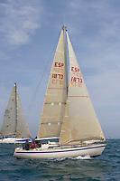 ESP1873 KANIVAL. VICTOR J. CEBRIAN. Victor J. Cebrian .62 Regata Castellón de Cruceros, Real Club Náutico de Castellón