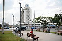 ANGOLA Luanda, roundabout