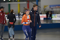 SPEEDSKATING: 22-11-2019 Tomaszów Mazowiecki (POL), ISU World Cup Arena Lodowa, Ireen Wüst (NED), ©photo Martin de Jong