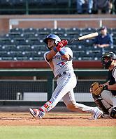 Gabriel Moreno - Mesa Solar Sox - 2021 Arizona Fall League (Bill Mitchell)