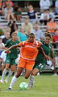 Rosana, Kendall Fletcher #24..Saint Louis Athletica defeated Sky Blue F.C 1-0, at Anheuser-Busch Soccer Park, Fenton, MO.