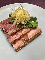 Nanjing, Jiangsu, China.  Ham (Pork).