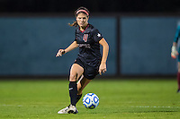 STANFORD, CA - November 21, 2014: Maddie Bauer during the Stanford vs Arkansas women's second round NCAA soccer match in Stanford, California.  The Cardinal defeated the Razorbacks 1-0.