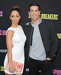 Jesse Metcalfe and Cara Santana at The L.A. Premiere of Spring Breakers held at The Arclight Theater in Hollywood, California on March 14,2013                                                                   Copyright 2013 Hollywood Press Agency