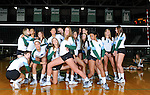Tulane Women's Volleyball-Team Photo Shoot 2013