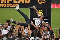 Rio de Janeiro (RJ), 22/05/2021 - Flamengo-Fluminense - Rogerio Ceni treinador do Flamengo,durante partida contra o Fluminense,válida pela final do Campeonato Carioca 2021,realizada no Estádio Jornalista Mário Filho (Maracanã), na zona norte do Rio de Janeiro, neste sábado (22).