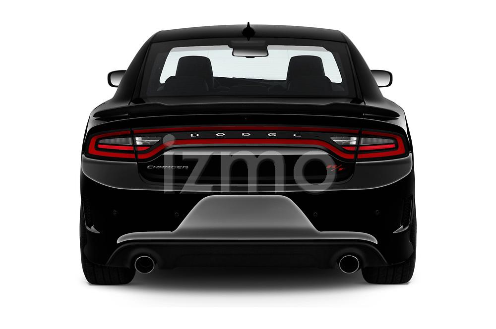 2018 Dodge Charger R/T Scat Pack 4 Door Sedan stock images