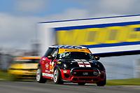IMSA Continental Tire SportsCar Challenge<br /> Mobil 1 SportsCar Grand Prix<br /> Canadian Tire Motorsport Park<br /> Bowmanville, ON CAN<br /> Saturday 8 July 2017<br /> 73, MINI, MINI JCW, ST, Derek Jones, Mat Pombo<br /> World Copyright: Scott R LePage/LAT Images