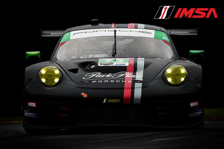 #73 Park Place Motorsports Porsche 911 GT3 R, GTD: Patrick Long, Patrick Lindsey