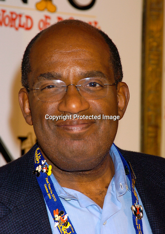 Al Roker ..at the World of Disney Store opening on October 4, 2004 ..on Fifth Avenue in New York City. Photo by Robin Platzer, Twin Images