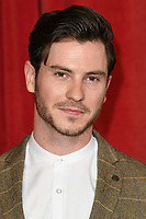 Toby Smith<br /> arriving for The British Soap Awards 2019 at the Lowry Theatre, Manchester<br /> <br /> ©Ash Knotek  D3505  01/06/2019