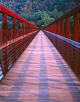 Appalachian Trail, Jame River Footbridge