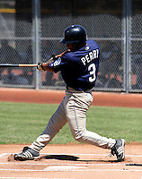 Robert Perry - AZL Padres..Photo by:  Bill Mitchell/Four Seam Images