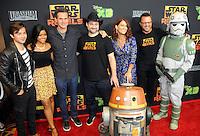 Screening of Star Wars: Rebels