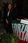 CANCELLIERI, GIORNALISTA, JOURNALIST, CONDUTTRICE TV, TV HOST<br /> CONVEGNO DONNE DI FORZA ITALIA- CAMPIDOGLIO ROMA 2004