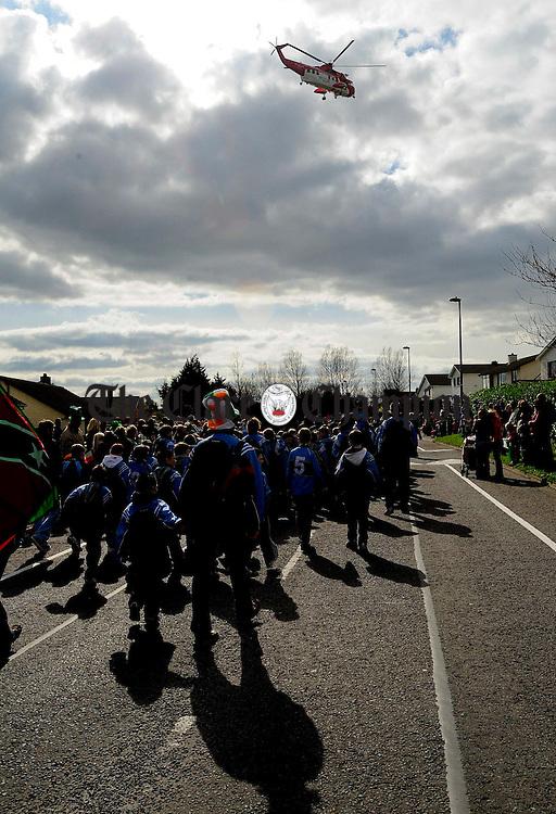 Shannon Parade.Pic Arthur Ellis.