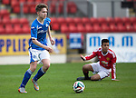 St Johnstone Academy v Manchester Utd Academy….06.05.16  McDiarmid Park, Perth<br />