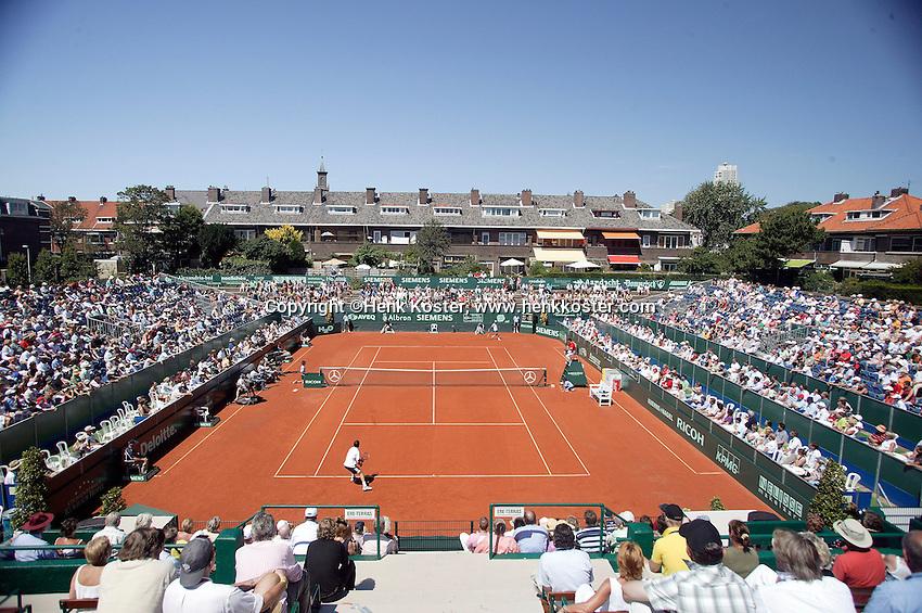 16-7-06,Scheveningen, Siemens Open,  finals, centercourt