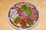 Antipasto, Mamma Gina, Florence, Tuscany, Italy