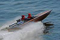 """Tiger"" (racing flatbottom ski boat)"