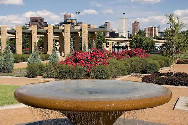 Centennial Park, Denver, Colorado, USA John offers private photo tours of Denver, Boulder and Rocky Mountain National Park.