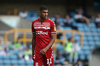 Ashley Fletcher of Middlesbrough during Millwall vs Middlesbrough, Sky Bet EFL Championship Football at The Den on 8th July 2020