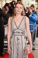 """Emma Greenwell<br /> arrives for the """"Love and Friendship"""" premiere at the Curzon Mayfair, London.<br /> <br /> <br /> ©Ash Knotek  D3123  24/05/2016"""