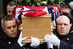 03/09/2013 Stephen Hunt funeral