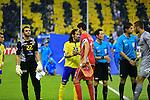 Al Nassr vs Lekhwiya during the 2015 AFC Champions League Group A match on May 06, 2015 at the Prince Fahad International Stadium in Riyadh, Saudi Arabia. Photo by Adnan Hajj / World Sport Group