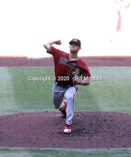Conor Grammes - 2020 AIL Diamondbacks (Bill Mitchell)