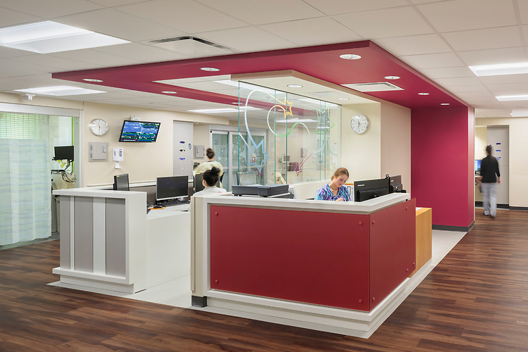 Norton Children's Hospital Jennifer Lawrence Cardiac Intensive Care Unit| Design Group