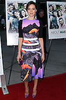 """Los Angeles Premiere Of Screen Media Films' """"About Alex"""""""