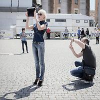 Saint Peter's Square, Rome.