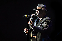 An Evening with The Monkeeys.  Micky Dolenz from The Monkees performs at Hammersmith Eventim Apollo, 45 Queen Caroline Street, UK on 4 September 2015 - their first performance in London since the passing of Davy Jones in February 2012 . Photo by David Horn.