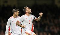 Wales v Spain - International friendly - 11.10.2018