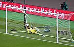 14.06.2021 Scotland v Czech Republic:  David Marshall helpless as Patrik Schick's shot drops into his net