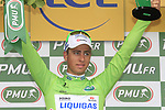 Peter Sagan (SVK) Liquigas-Cannondale wins Stage 3 and retains the Green Jersey of the 99th edition of the Tour de France 2012, running 197km from Orchies to Boulogne-sur-Mere, France. 3rd July 2012.<br /> (Photo by Eoin Clarke/NEWSFILE)