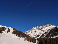 Almjoch, Ski-Gebiet Hochimst bei Imst, Tirol, Österreich, Europa<br /> Alpjoch, skiing area Hochimst, Imst, Tyrol, Austria, Europe