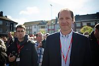 ASO boss Christian Prudhomme (FRA)<br /> <br /> La Flèche Wallonne 2014