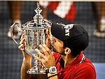 Tennis - US Open Final - Nadal v Djokovic in New York