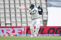 Virat Kohli, India drives into the offside during India vs New Zealand, ICC World Test Championship Final Cricket at The Hampshire Bowl on 19th June 2021