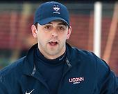 Joe Pereira (UConn - Assistant Coach) - The UConn Huskies practiced at Fenway on Friday, January 13, 2017, in Boston, Massachusetts.