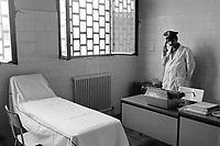 - carcere di Bergamo, infermeria (1983)<br /> <br /> - Bergamo jail, the infirmary (1983)