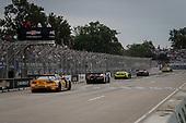 #96 Turner Motorsport BMW M6 GT3, GTD: Bill Auberlen, Robby Foley, #57 Heinricher Racing w/Meyer Shank Racing Acura NSX GT3, GTD: Katherine Legge, Christina Nielsen