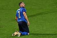 Danilo D'Ambrosio of Italy reacts during the friendly football match between Italy and Estonia at Artemio Franchi Stadium in Firenze (Italy), November, 11th 2020. Photo Andrea Staccioli/ Insidefoto