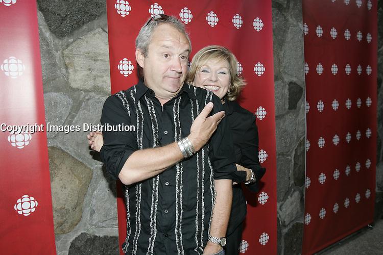 Montreal (Qc) CANADA - August 2007 File Photo -michel barette,france castel
