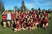 160716 Canterbury Women's Rugby - University v Christchurch