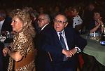 CARLO AZEGLIO CIAMPI E MARINA MACCANICO  - NINFEO DI VILLA GIULIA ROMA 1990