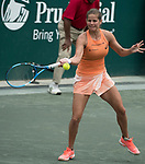 April 4,2018:  Julia Goerges (GER) defeated Kristie Ahn (USA) 2-6, 6-4, 7-6, at the Volvo Car Open being played at Family Circle Tennis Center in Charleston, South Carolina.  ©Leslie Billman/Tennisclix/Cal Sport Media