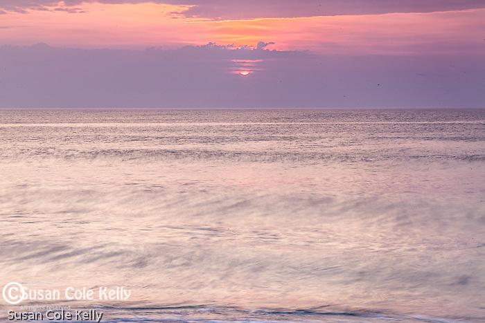 Sunrise at Coast Guard Beach, Cape Cod National Seashore, Eastham, MA, USA